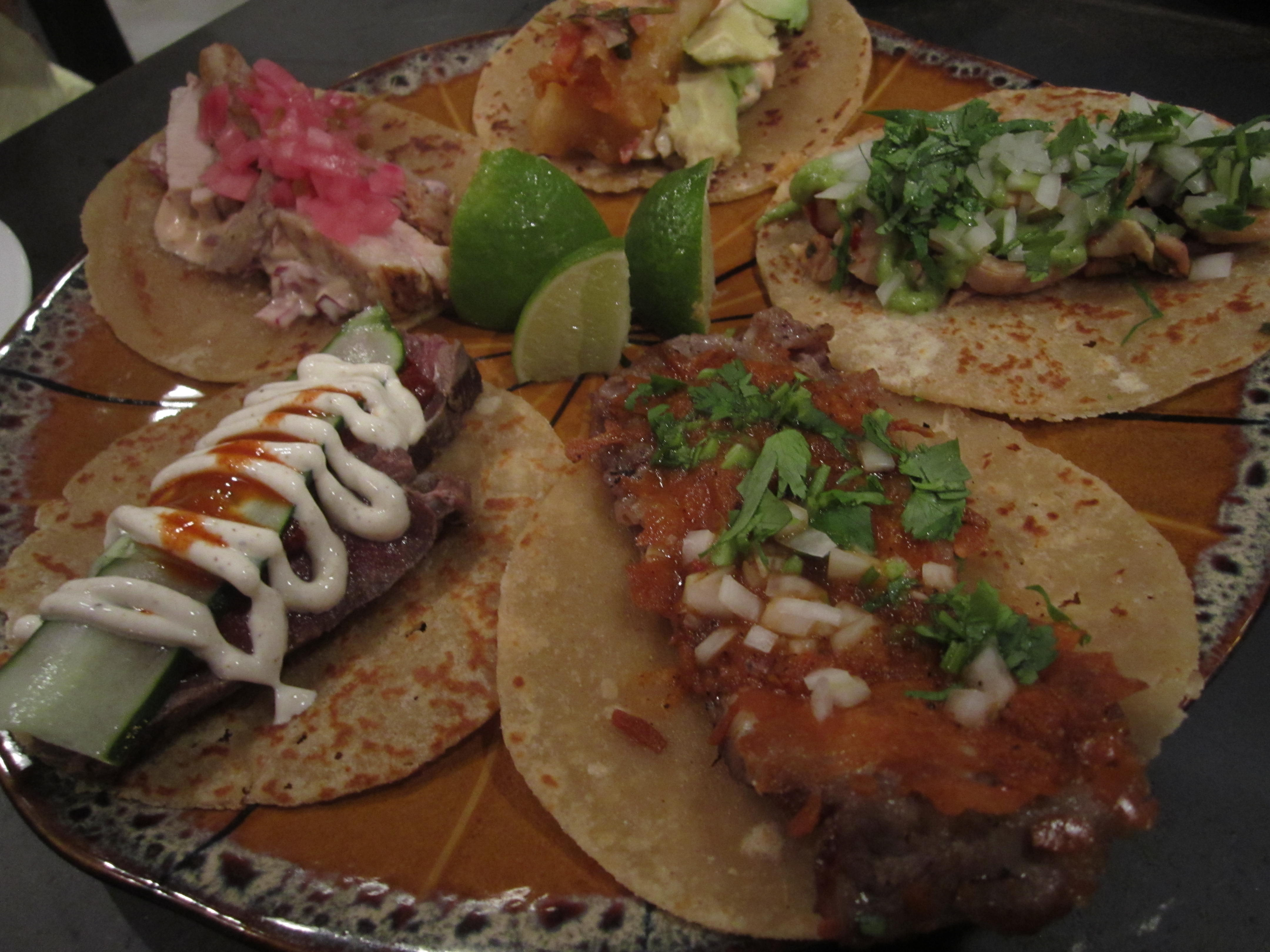 Brickhouse tacos
