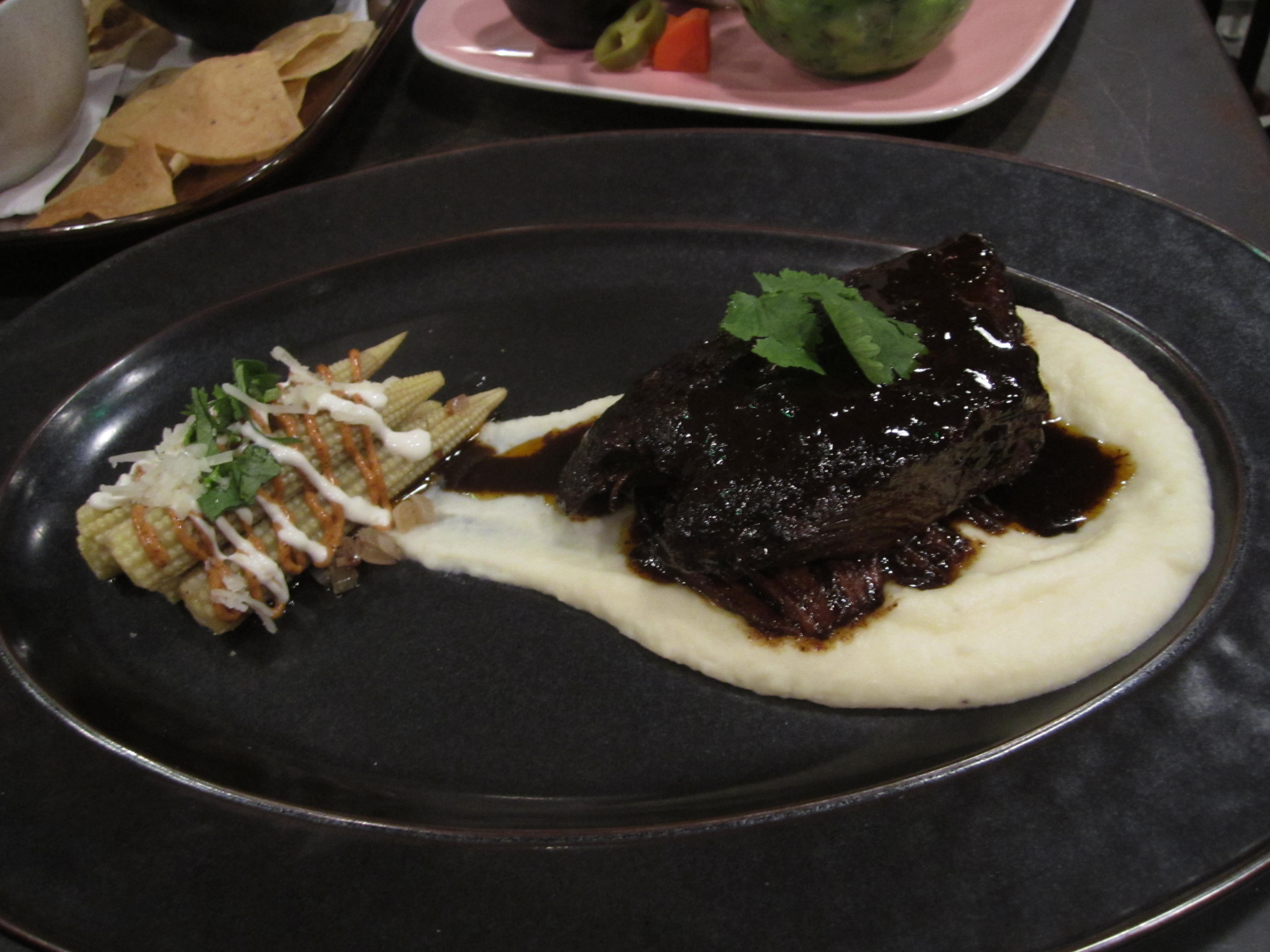 Brickhouse beef shortrib