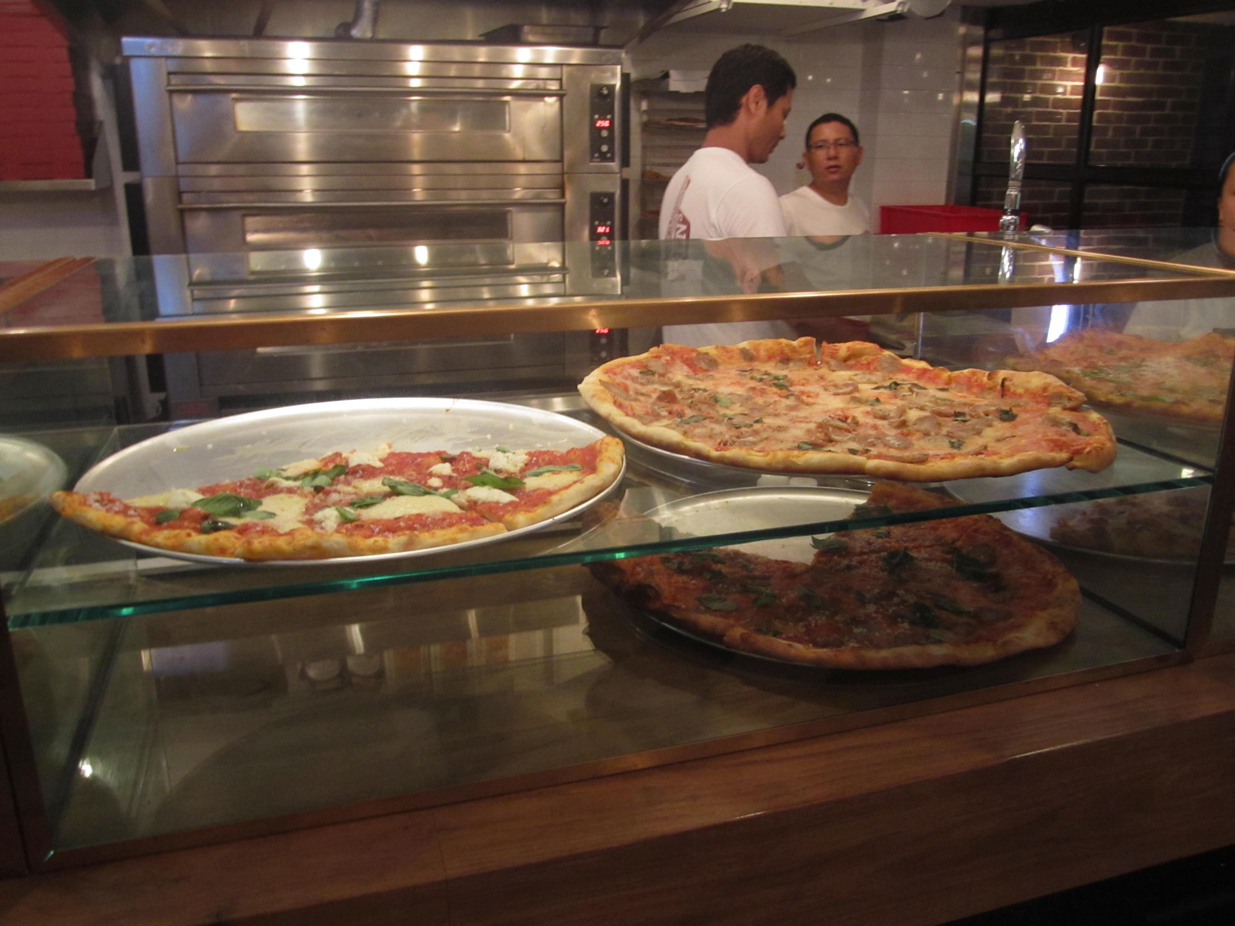 Pizzeria Pubblico HK