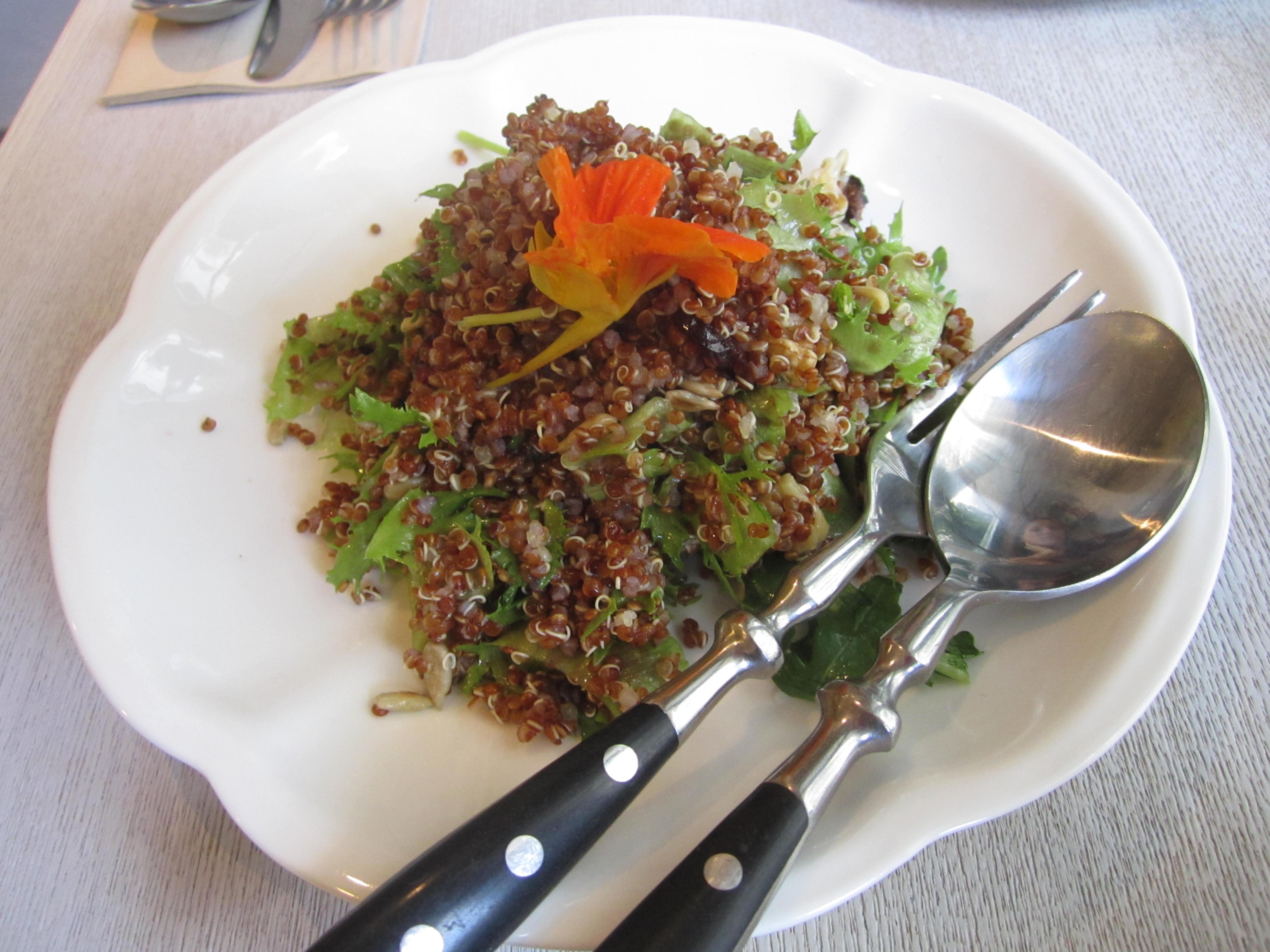 Grassroots Pantry Quinoa Salad