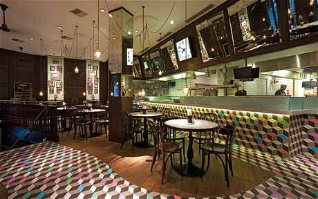 Dishoom London To Hoxton Bar And Kitchen