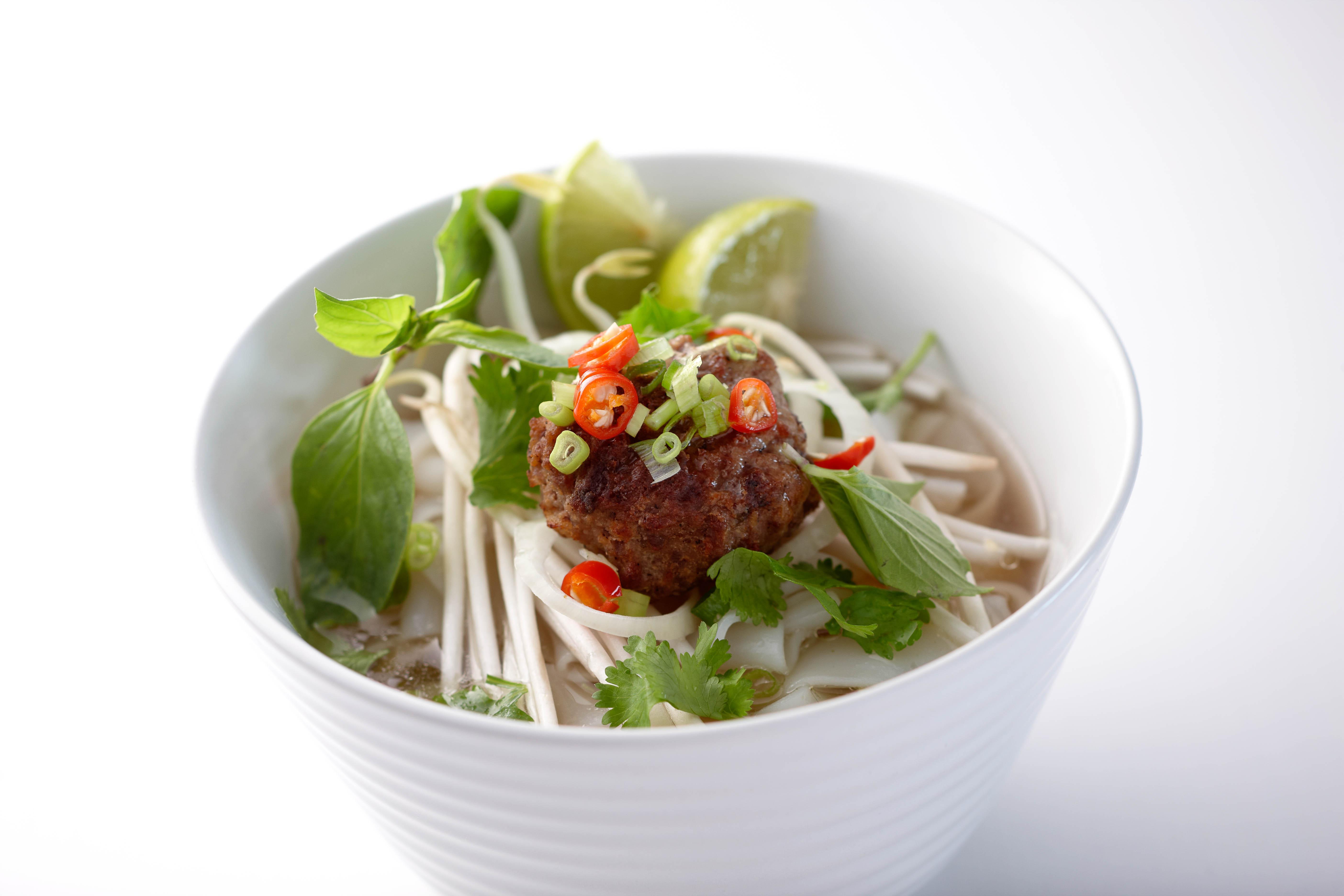 OBE organic meatballs hong kong