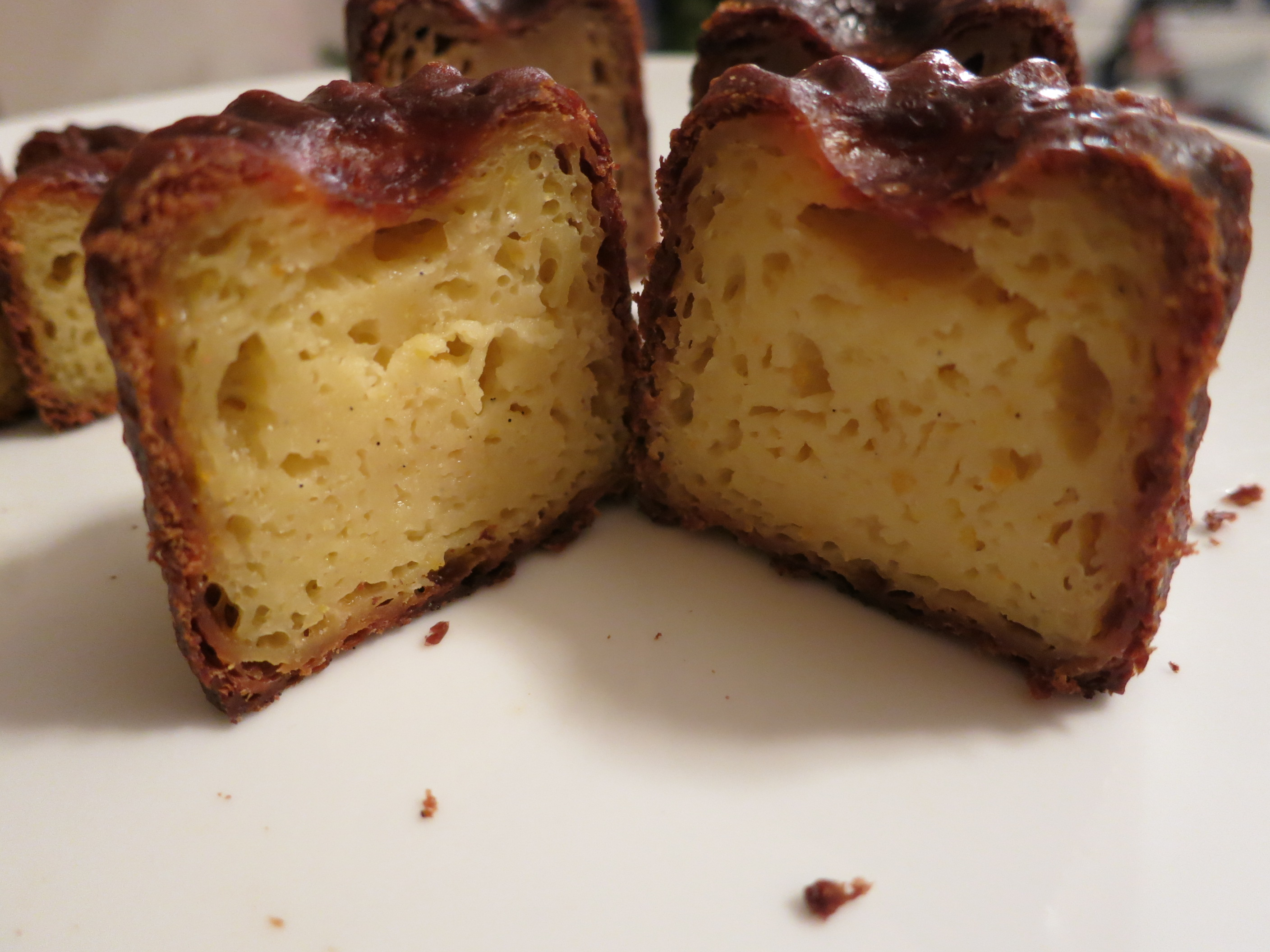 le canele d'or hong kong