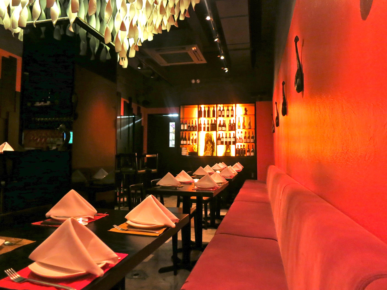 tangerine thai restaurant hong kong