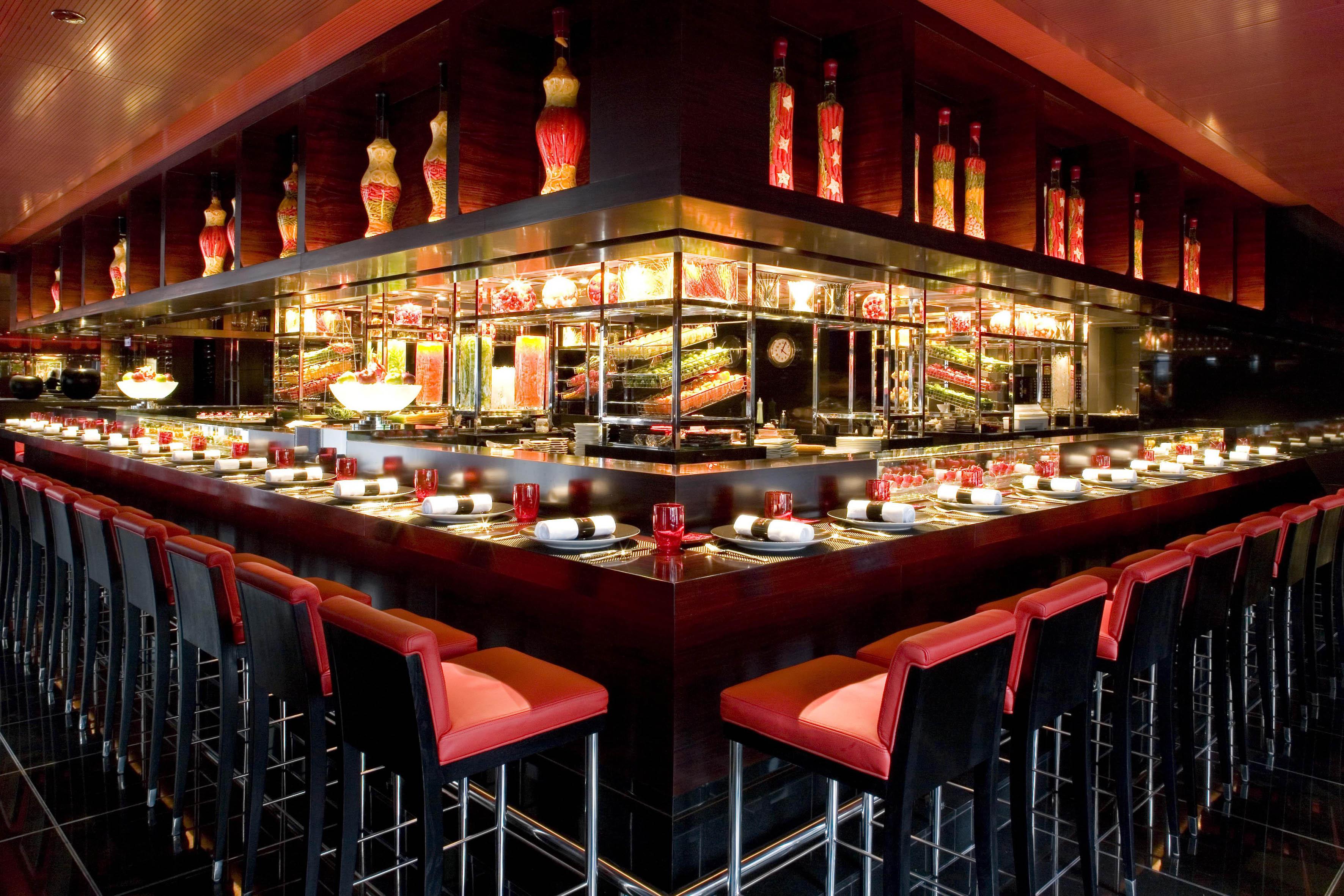 L Atelier London Restaurant